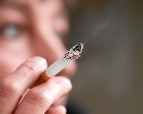 schizophrenia linked to increased intensity of tobacco smoking