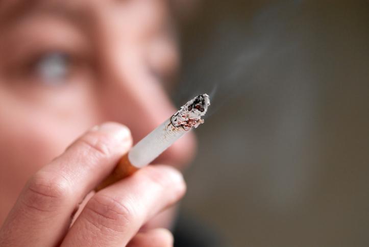 schizophrenia linked to increased intensity of tobacco smoking