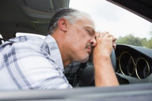 Sleep apnea patients more likely to drive erratically
