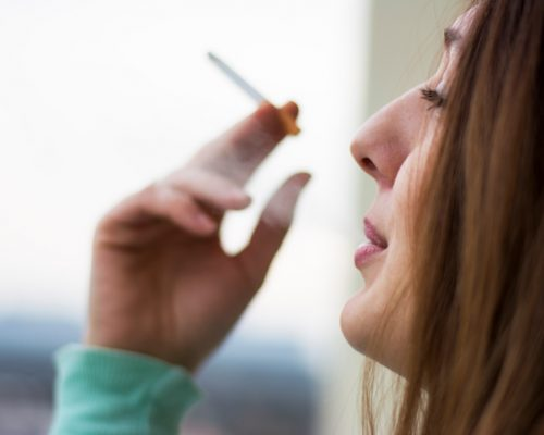 Smoking Crohn's disease