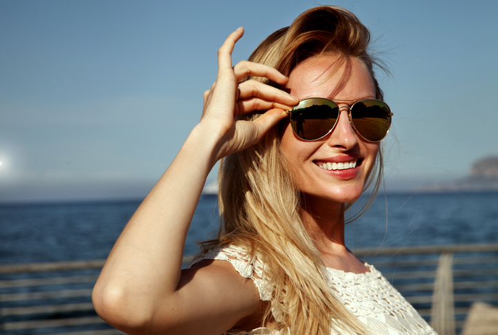 Glaucoma, cataracts, exfoliation syndrome influenced by outside temperatures, sun exposure, and gender