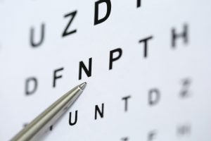 vision loss after stroke