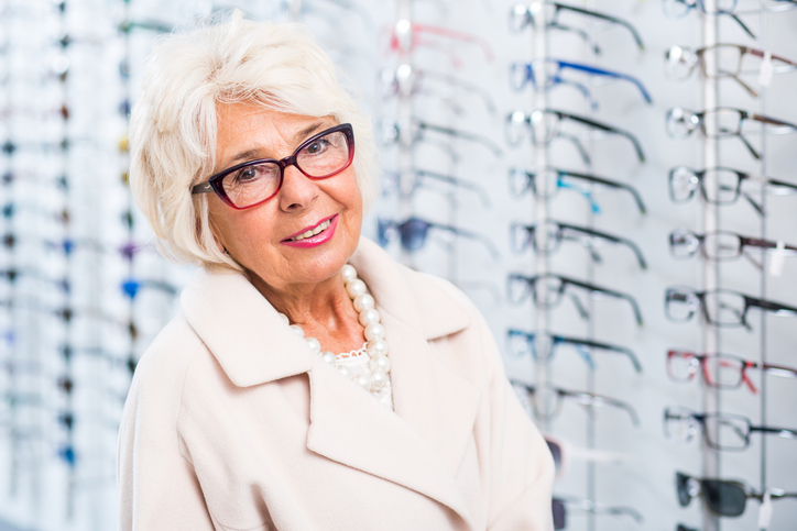 age-related vision problems