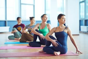 yoga for constipation to relieve stress and digestive troubles