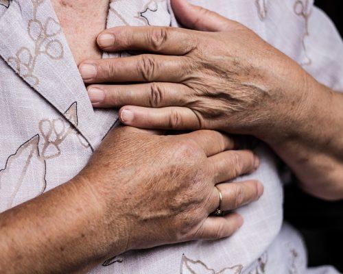 angina in elderly