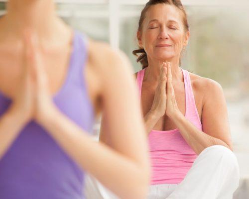 yoga and blood pressire