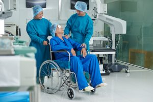 Cataract Surgery Complications And Recovery In Elderly