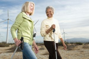 chronic kidney disease patients improve outcome with walking and simple exercises