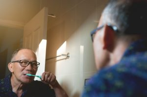 Cognitive decline in older adults may be slowed with better oral hygiene and regular dental visits: Study