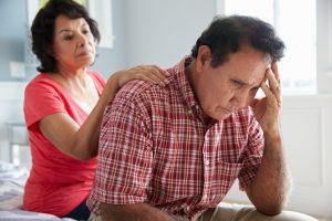 dementia behavioral changes
