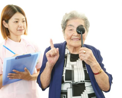 diabetes and eye disease