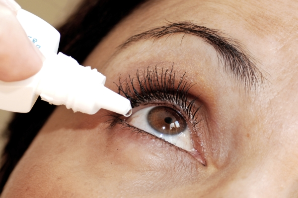 Dry eyes treatment, diagnosis