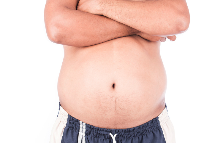 Fatty liver and abdominal obesity independently linked to snacking on high-fat and high-sugar foods: Study