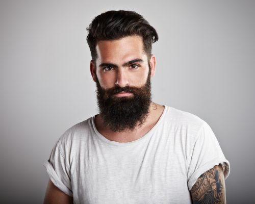 Having a beard may score you a long-term relationship