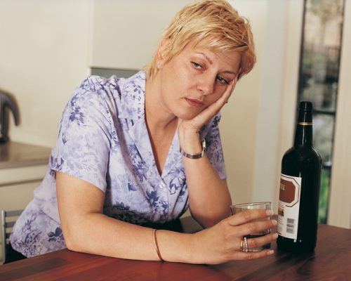 Heart disease risk increase in middle-aged women due to depression