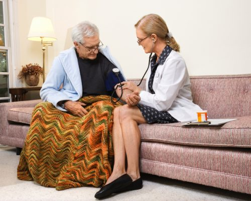 High blood pressure risk in seniors lowers with volunteering, increases with negative social interactions