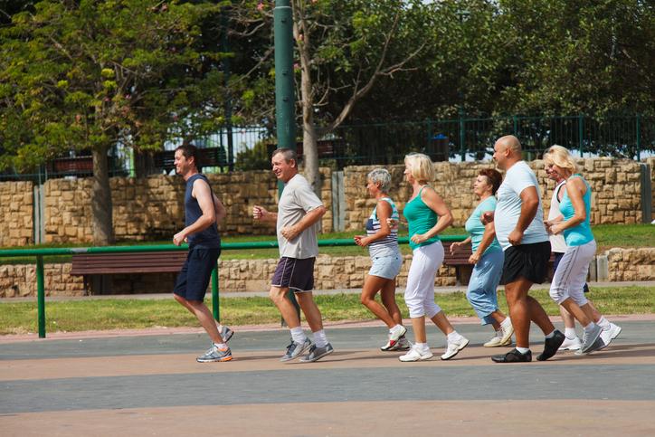 regular exercise in Alzheimer's disease