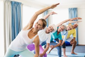 yoga helps improve balance in chronic stroke pateints
