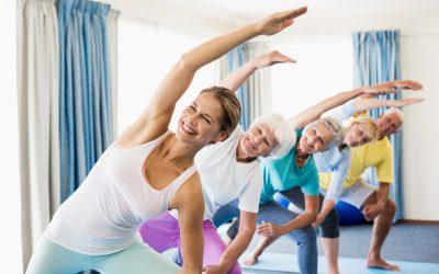yoga helps improve balance in chronic stroke pateints