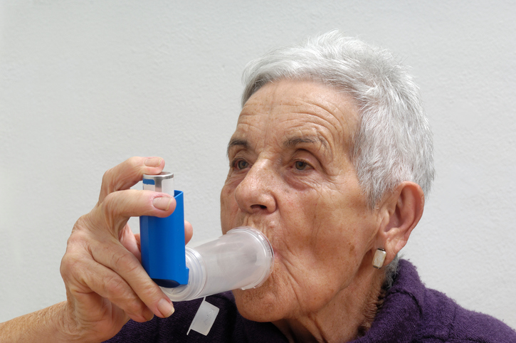 Inhaled medication for Parkinson's disease may improve symptom management