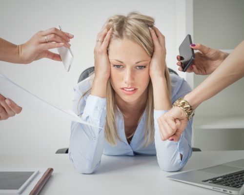 Job stress and lack of control take years off life