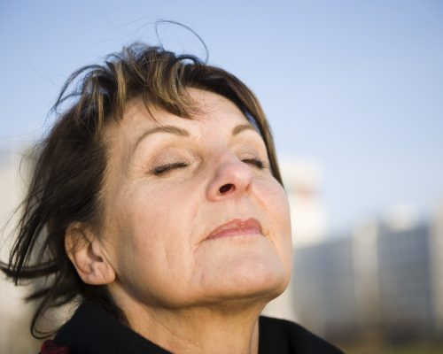 lower blood pressure naturally with deep breathing