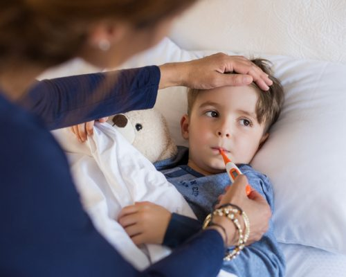 Many parents believe flu vaccination is unnecessary