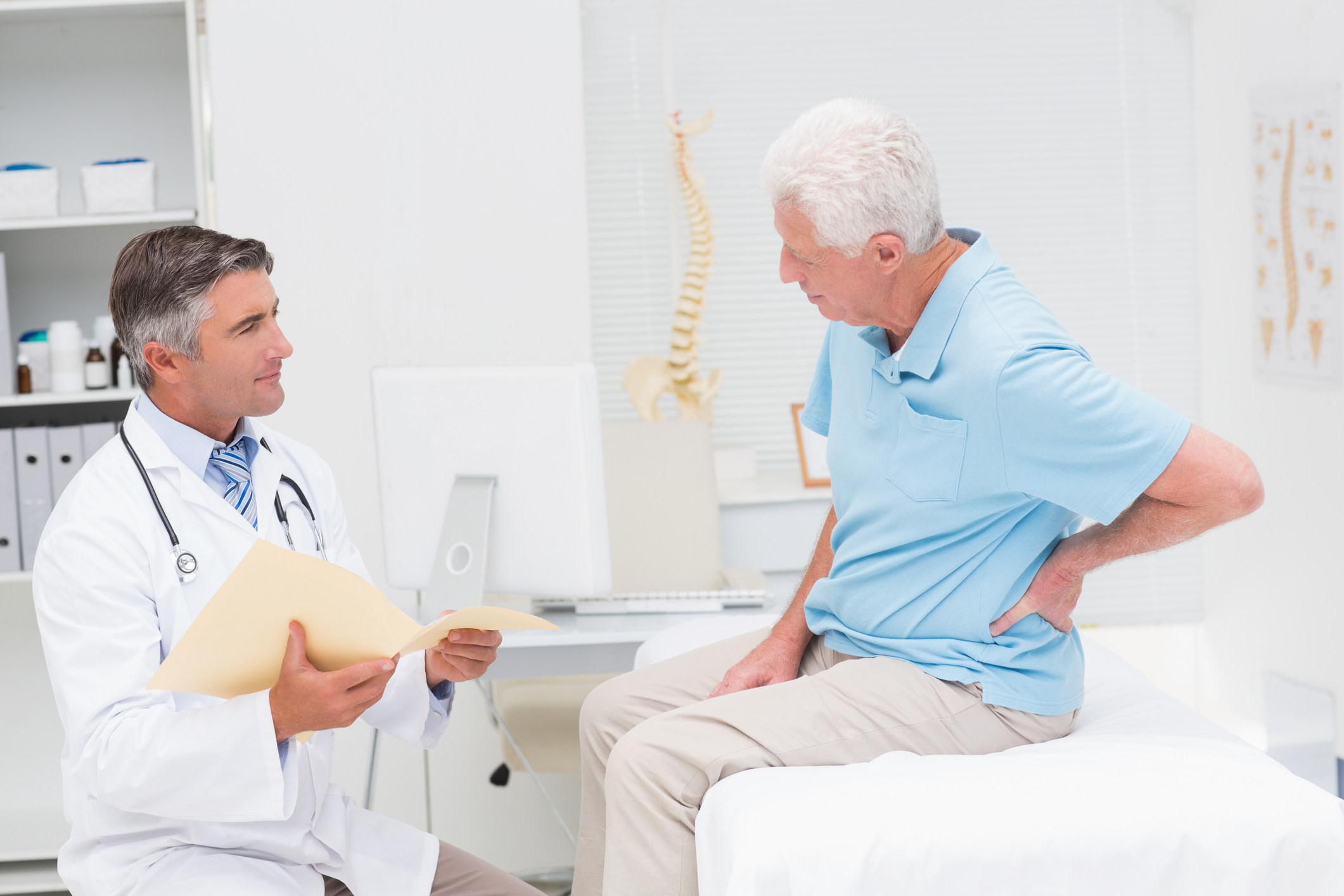 Opioids for back pain offer limited relief