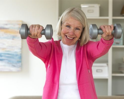 Stronger muscles improve memory in seniors