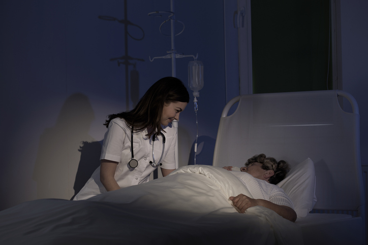 sundowning in demetia patients