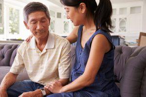 Types of dementia: Alzheimer's disease, vascular dementia, dementia with Lewy bodies, and Parkinson's disease