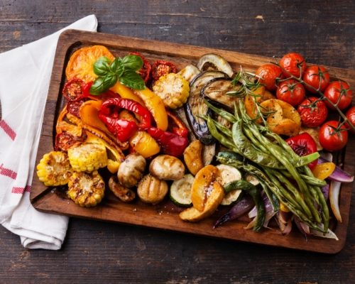 Is a vegetarian diet better for the heart?