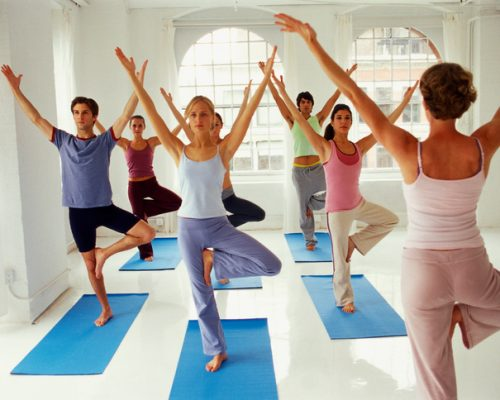 yoga for heart health yoga poses to reduce the risk of heart disease