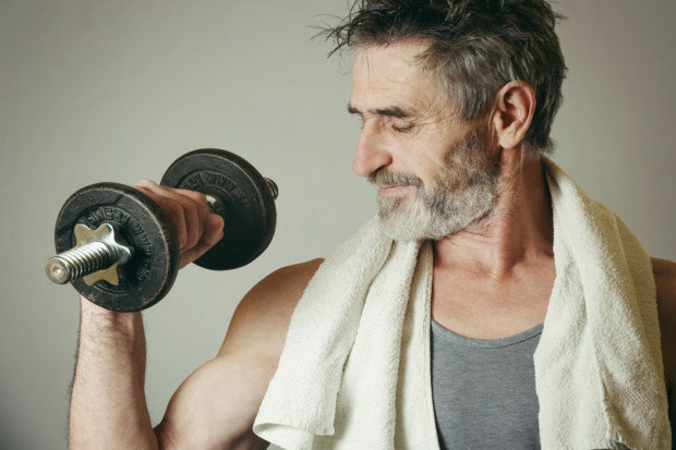 How aging affects muscles, joints, and bone health