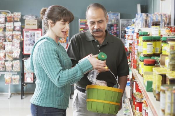food labels allergens