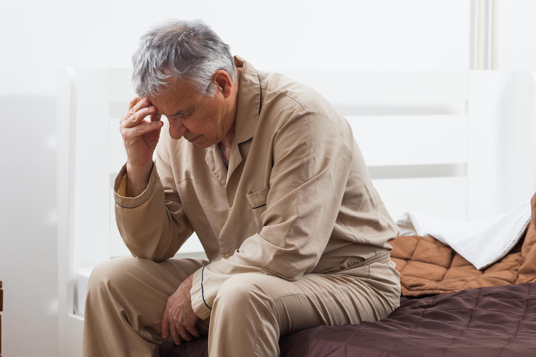 alzheimer's dosease and sleep disorders