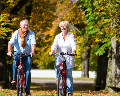 Heart disease risk may be lowered with recreational and commuter biking: Study