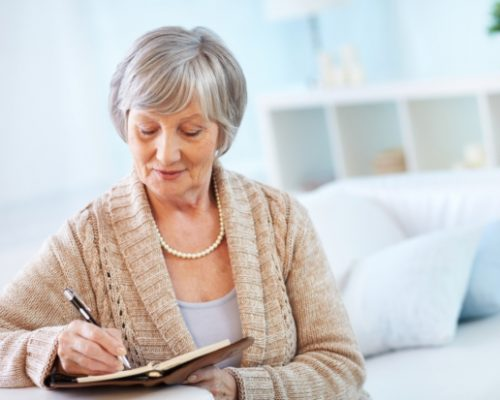 Bladder diary may help manage incontinence, control bladder problems