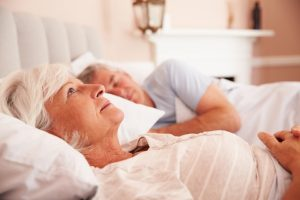 Dementia and sleeping problems: Causes and treatment
