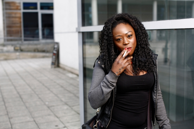 Diabetes risk among blacks higher with smoking