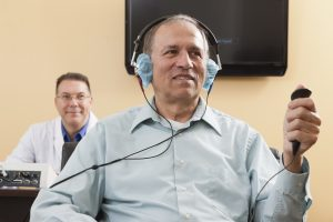 hearing tests in seniors
