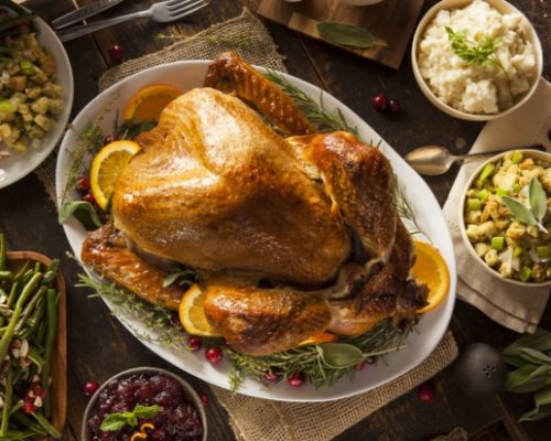How not to gain weight this Thanksgiving