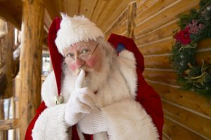 Lying about Santa may be harmful for children