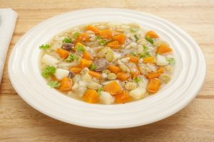 Vegetable Soup Classic Scotch Broth Bowl