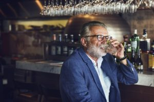 Prostate cancer risk higher with alcohol consumption