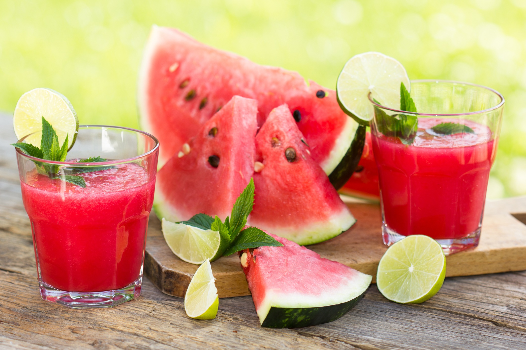 reduce blood pressure in overweight individuals with watermelon