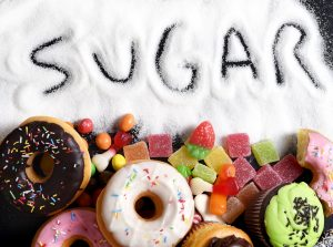sugar and cholesterol levels