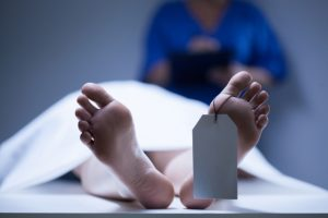 Top five causes of death: CDC