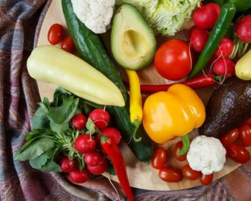 Blood pressure and colon cancer risk may be lowered with vegetarian diet: Study