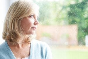 Shortness of breath seen as a symptom of menopause